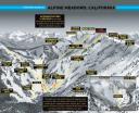 Alpine Meadows Map