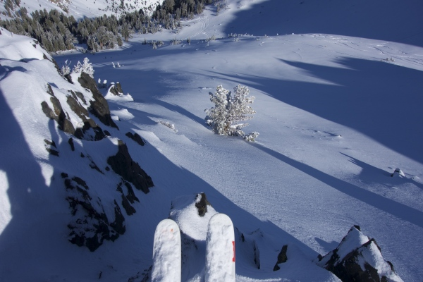 3,000 vertical feet to go.