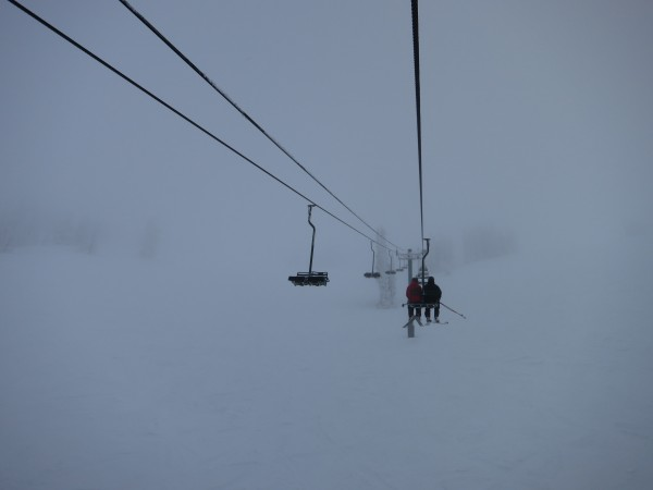 Another hectic weekend at Grand Targhee.