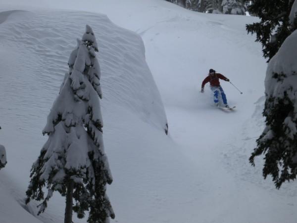 Skier: Kyle O'Neal