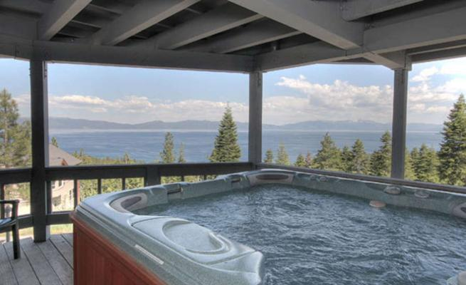 Tahoe City Lakefront Vacation Rental
