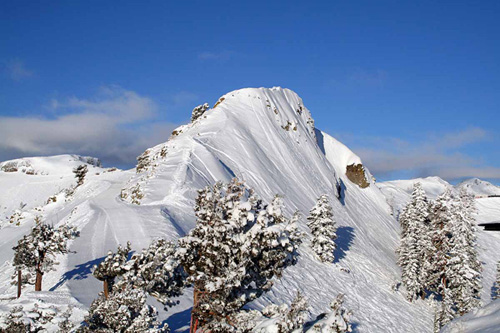 Eagle's Nest, Squaw Valley