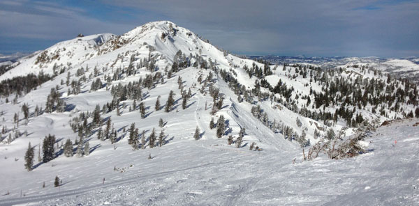Granite Peak Squaw Valley