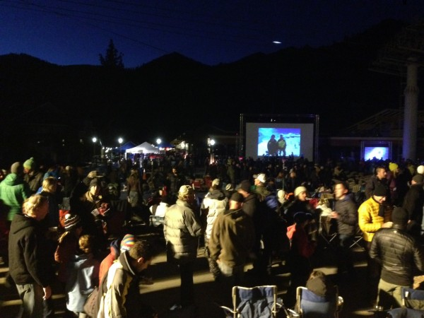 McConkey Movie Premier at Squaw Valley