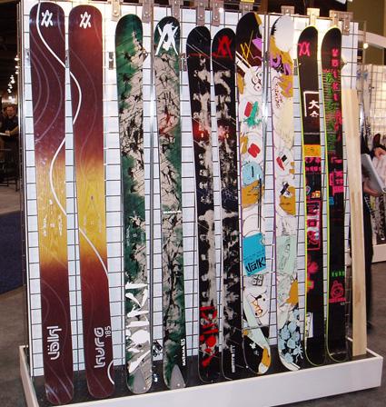 volkl 2008-09 skis