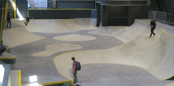 Woodward Skate Park